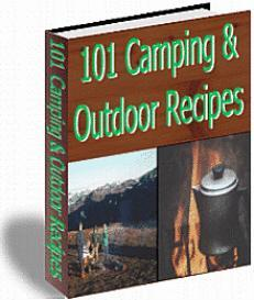 101 Camping & Outdoor Recipes Ebook | Audio Books | Food and Cooking