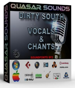 Trap – Dirty South Vocals & Chants – Wave Kontakt Reason Logic | Music | Soundbanks