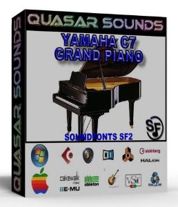 Yamaha C7 Grand Piano – Wave Kontakt Reason Logic | Music | Soundbanks