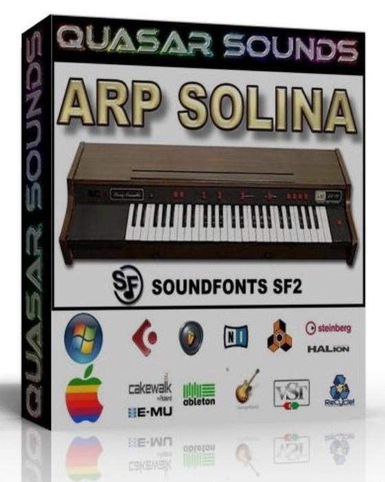 First Additional product image for - Arp Solina Strings Samples Wav Kontakt Reason Logic Halion