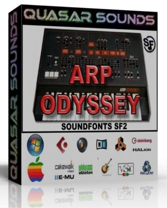 First Additional product image for - Arp Odyssey Samples Wave Kontakt Reason Logic Halion