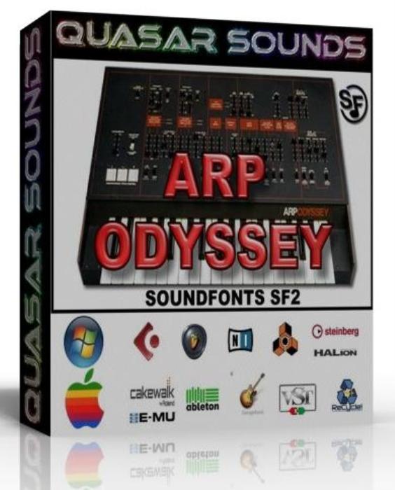 First Additional product image for - Arp Odyssey Samples Wave Kontakt Reason Logic Halion