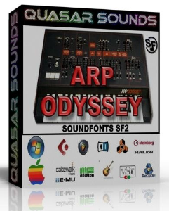Arp Odyssey Samples Wave Kontakt Reason Logic Halion | Music | Soundbanks