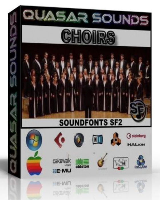 First Additional product image for - Choir Vocals – Wav Kontakt Reason Logic Halion