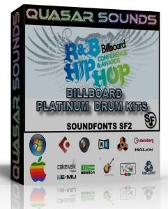 Hip Hop & R&B Billboard Charts Platinum Drum Kits – Wave | Music | Soundbanks