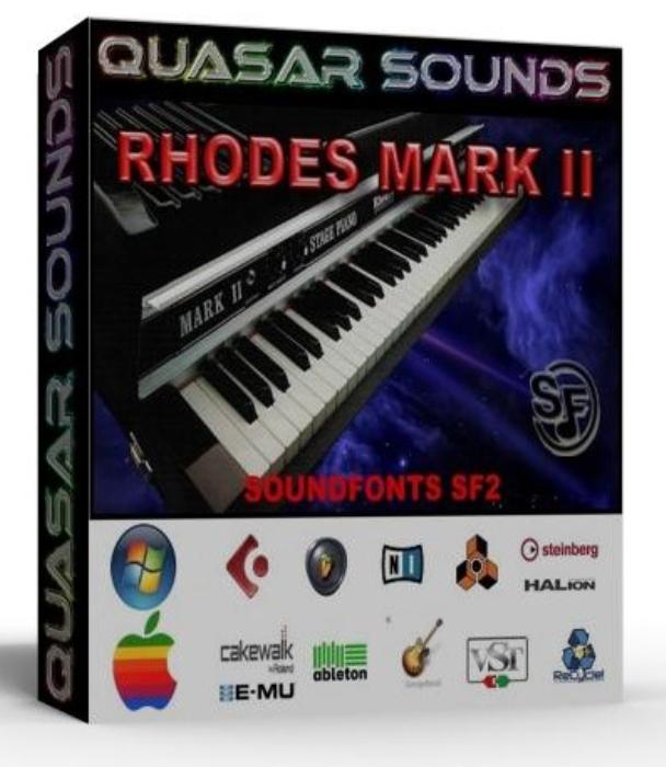 First Additional product image for - Fender Rhodes Mkii – Wav Kontakt Reason Logic Halion