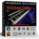Fender Rhodes Mkii – Wav Kontakt Reason Logic Halion | Music | Soundbanks