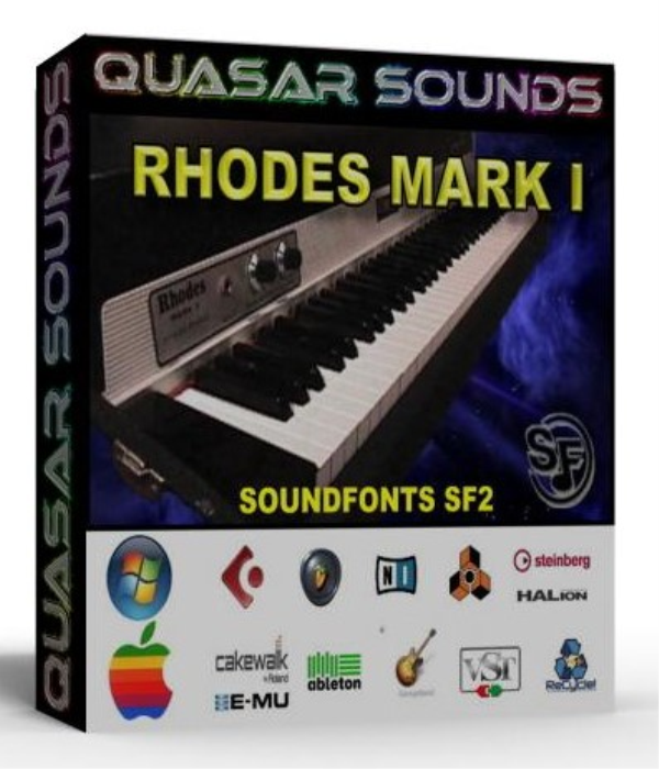 First Additional product image for - Fender Rhodes Mki – Wav Kontakt Reason Logic Halion