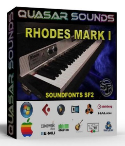 Fender Rhodes Mki – Wav Kontakt Reason Logic Halion | Music | Soundbanks