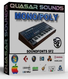 Korg Mono/Poly Samples Wave Kontakt Reason Logic Halion | Music | Soundbanks