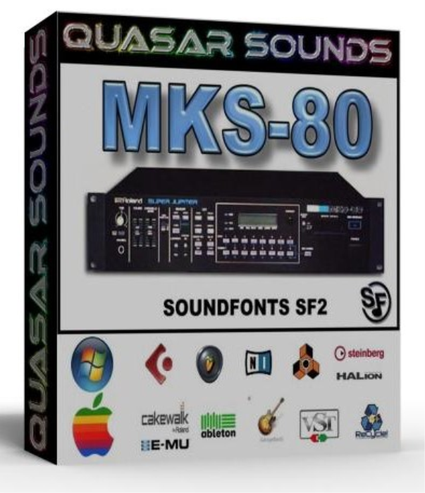 First Additional product image for - Roland Mks 80 Samples Wave Kontakt Reason Logic Halion