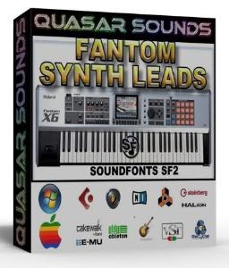 Fantom Leads Samples Wave Kontakt Reason Logic Halion | Music | Soundbanks