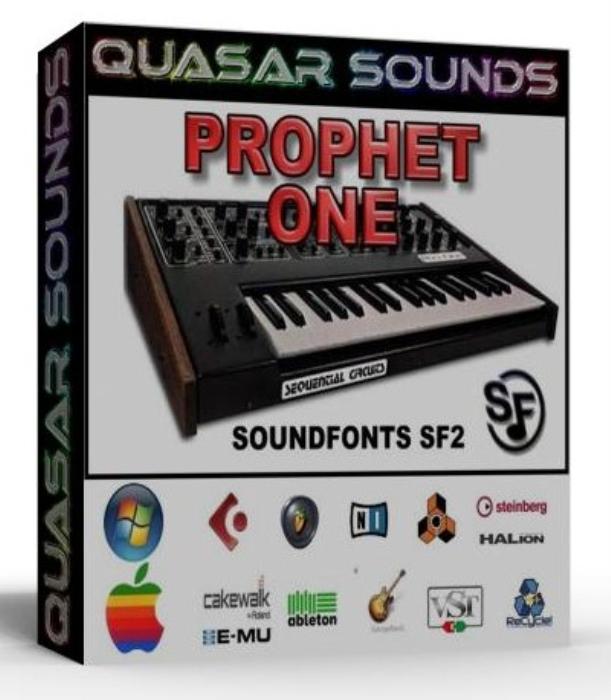 First Additional product image for - Prophet One Samples Wave Kontakt Reason Logic Halion