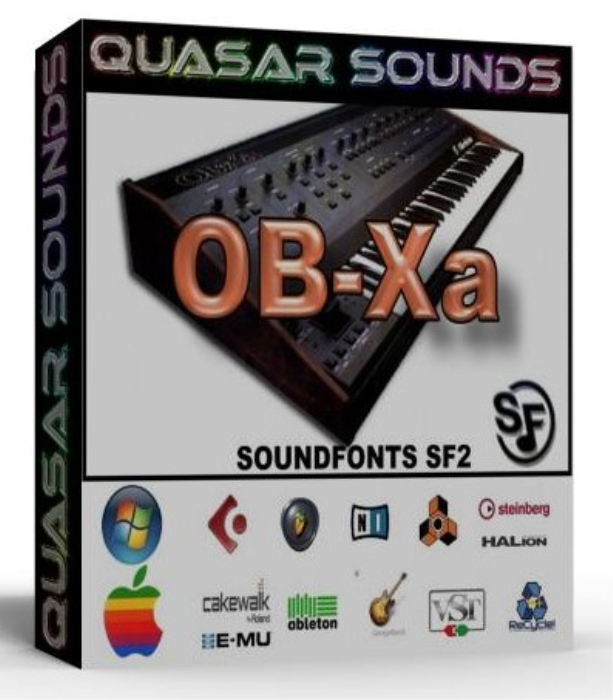 First Additional product image for - OBERHEIM OB-Xa SAMPLES WAVE KONTAKT REASON LOGIC HALION