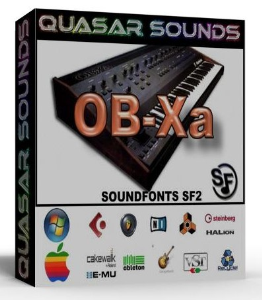 OBERHEIM OB-Xa SAMPLES WAVE KONTAKT REASON LOGIC HALION | Music | Soundbanks