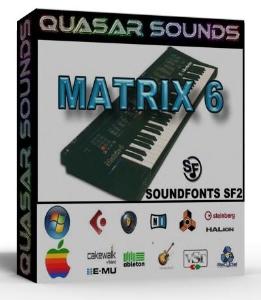 Oberheim Matrix 6 Samples Wave Kontakt Reason Logic Halion | Music | Soundbanks