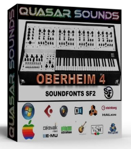 Oberheim 4 Vox Samples Wave Kontakt Reason Logic Halion | Music | Soundbanks