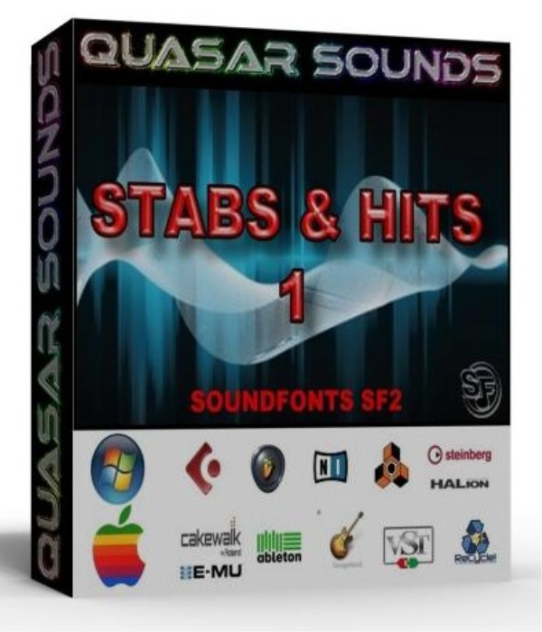 First Additional product image for - Stabs & Hits Vol. 1 – Wave Kontakt Reason Logic Halion