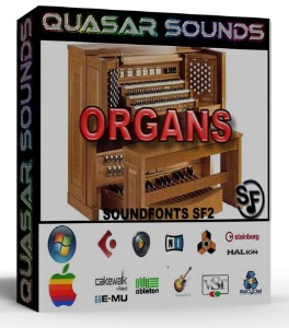 Organ Samples – Wav Kontakt Reason Logic Halion | Music | Soundbanks