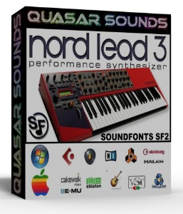 Clavia Nord Lead 3 Samples Wave Kontakt Reason Logic Halion | Music | Soundbanks