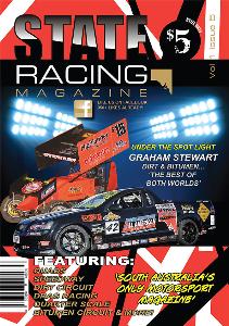 state racing magazine - volume 1 edition 5