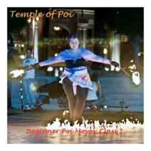 poi fire dancing: beginner poi moves class 2 - right hand drills
