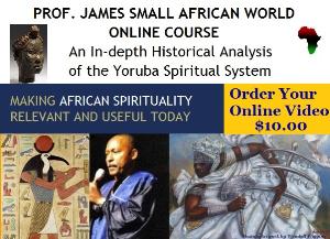 an in-depth historical analysis of the yoruba spiritual system