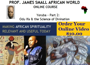 yoruba part 2 odu ifa and the science of divination