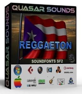 Reggaeton Drums – Sounds – Wave Kontakt Reason Logic Halion | Music | Soundbanks