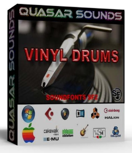 Vinyl Drum Samples – Wave Kontakt Reason Logic Halion | Music | Soundbanks