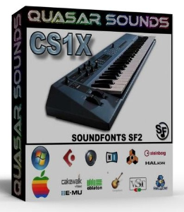 Yamaha Cs1x Samples Wave Kontakt Reason Logic Halion | Music | Soundbanks
