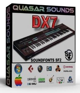Yamaha Dx7 Samples Wave Kontakt Reason Logic Halion   Music   Soundbanks