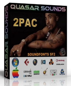 2pac Sample Kit – Wave Kontakt Reason Logic Halion | Music | Rap and Hip-Hop