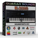 Kurzweil K-2500 Samples Wave Kontakt Reason Logic Halion | Music | Soundbanks