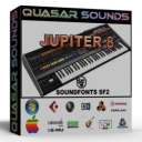 Roland Jupiter 8 Samples Wave Kontakt Reason Logic Halion | Music | Soundbanks