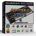 Roland Jupiter 8 Vol.2 Samples Wave Kontakt Reason Logic | Music | Soundbanks