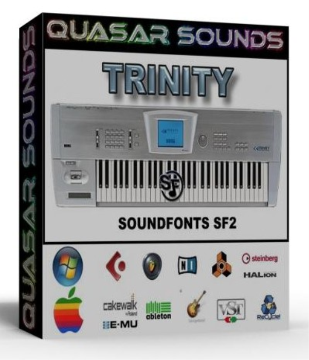 First Additional product image for - Korg Trinity Samples Wave Kontakt Reason Logic Halion