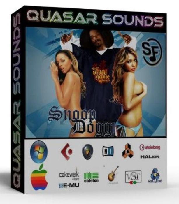 First Additional product image for - Snoop Dogg Samples Wave Kontakt Reason Logic Halion