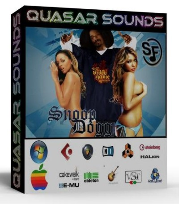 First Additional product image for - Snoop Dogg Samples Wave Kontakt Reason Logic Halion