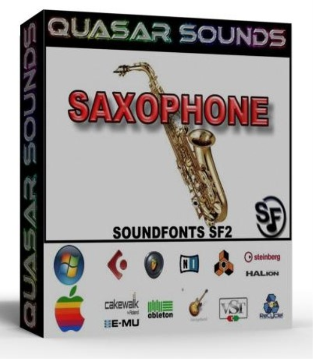 First Additional product image for - Saxophone Samples Library – Wav Kontakt Reason Logic
