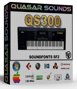 Yamaha Qs-300 Samples Wave Kontakt Reason Logic Halion | Music | Soundbanks