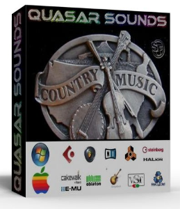 country – western instruments – wav kontakt reason logic
