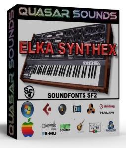 Elka Synthex Samples Wave Kontakt Reason Logic Halion | Music | Soundbanks