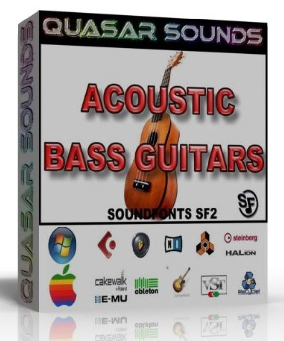 First Additional product image for - Acoustic Bass Sample Library – Wave Kontakt Reason Logic