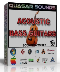 Acoustic Bass Sample Library – Wave Kontakt Reason Logic | Music | Soundbanks