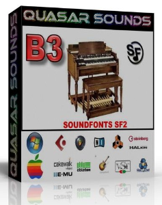 Hammond B3 Organ Samples – Wav Kontakt Reason Logic | Music | Soundbanks