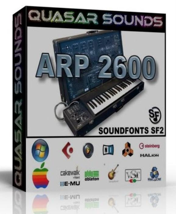 First Additional product image for - Arp 2600 Samples Wave Kontakt Reason Logic Halion