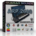 Arp 2600 Samples Wave Kontakt Reason Logic Halion | Music | Soundbanks