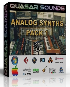 Vintage Analog Synths Wave Kontakt Reason Logic Halion | Music | Soundbanks