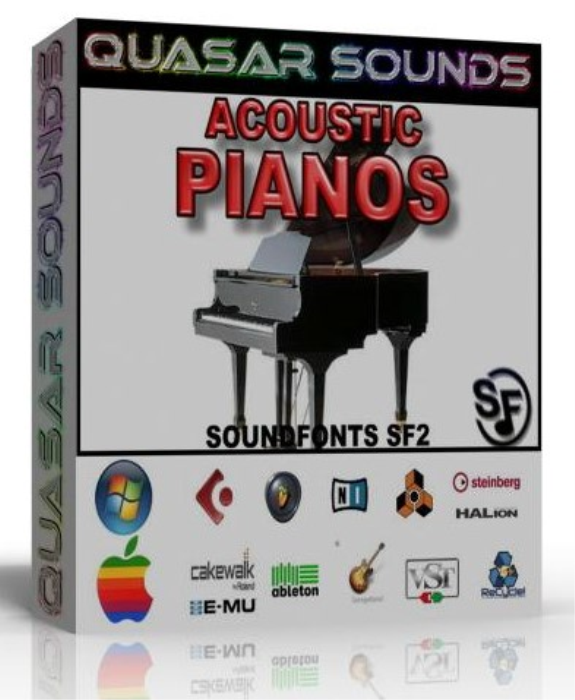 First Additional product image for - Acoustic Piano Samples – Wav Kontakt Reason Logic